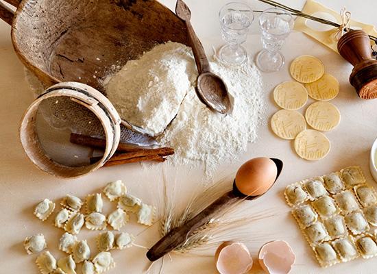 Corsi di cucina Toscana a Cortona in strutture ricettive